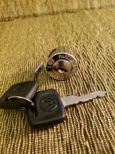 NOS Volkswagen OE Ignition Switch Lock Cylinder w/Keys 113-905-853