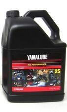 Yamalube 2S 2-Stroke Semi-Synthetic Snowmobile Engine Oil OEM Yamaha 1 Gallon