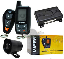 Viper 3305V Responder LCD 2-Way Car Security System Remote Alarm Keyless Entry
