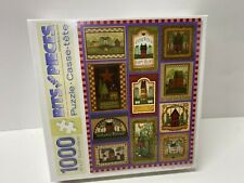 Bits And Pieces Our Happy Home Quilt Jigsaw Puzzle 1000 Pieces SEALED NEW