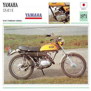 Stecker Foto Moto Japan Japan Yamaha 125 At 1 Und 1971 Edito Service