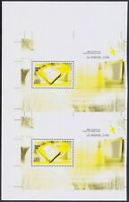 2009.258 (LG250) SPAIN COLONIES 2009 MNH WITHOUT COLOR & IMPERFORATED PROOF. XII