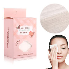 100Pcs Cosmetic Cotton Pad Lint Free Facial Eye Cleansing Makeup Remover Tool