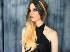 Latex Mask KEIRA +LASHES +WIG - Real. Female Girl Face Crossdresser T-Doll Trans