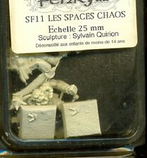 FENRYLL 1  BLISTER SF11 LES SPACES CHAOS