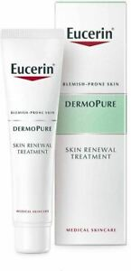 Eucerin DermoPURIFYER Oil Control Skin Renewal Treatment 40ml