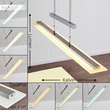 LED Design Hänge Leuchten mit Dimmer Ess Wohn Zimmer Lampen Pendellampe Sensor