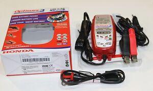 Honda Chargeur de Batterie Optimate 3