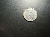 1 Gulden SILBER 1956 - sehr schön !!!
