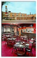 1960s Kahler's Inn Towne Motel, Mankato, MN Postcard