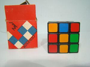 Rare Soviet Rubik's Cube in original Box 1980's Mukachevo