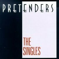 Pretenders : Singles Rock 1 Disc CD
