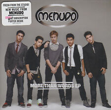 More Than Words [EP] by Menudo (CD, Dec-2007, Epic)