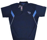 Tennessee Titans NFL Men's Team Conference Stadium Big & Tall Golf Polo Shirt