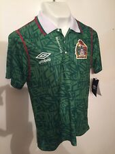 Jersey Mexico Mundial 1994 Umbro