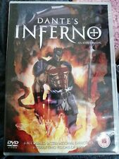 Dante's Inferno - An Animated Epic DVD (2010) Mike Disa cert 15 Amazing Value