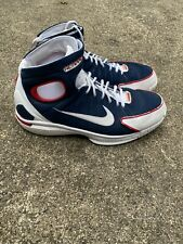 Nike Air Zoom Huarache 2K4 Olympic Basketball Sports Shoes Sz 11 Kobe 308475-400