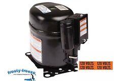 Tecumseh Compressor AKA9462ZXA 110/120 VAC R404a 3/4hp Medium Temperature