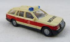 Mercedes 230 TE Notarzt Wiking 1:87 H0 ohne OVP [SP11]