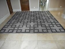 Kitchen Geometric Square Rugs