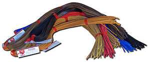 """Baseball Glove Lace 3/16"""" X 72"""" - All Colors"""