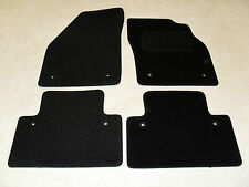 Volvo V50 2004-on Tailored Car Mats Black.