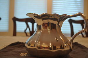 BEATRIZ BALL HAND MADE ALUM. LATUR PITCHER