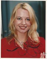 Sara Cox Signed 10x8 colour photo Image A UACC RD COA ALH