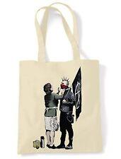 Banksy Punk MAMMA Tote \ TRACOLLA-ANARCHIA ANARCHICO protesta Madre