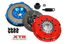 XTR STAGE 2 CLUTCH KIT & ALUMINUM RACE FLYWHEEL 2001-2006 BMW M3 E46 3.2L S54