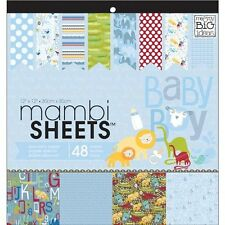 Me & My Big Ideas MAMBI Sheets Specialty Cardstock - 012473