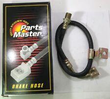 Brake Hydraulic Hose Parts Master BH106358 Fits 81-87 Chevrolet GMC C10 R10