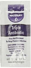 Pack Of 144 Waterjel 2120 Bacitracin Zinc Triple Antibiotic Ointment 0.5Gm Packe