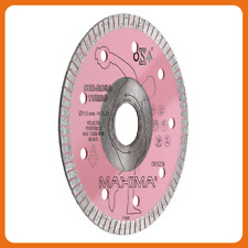 Disco Diamantato Maxima CER ROSA TURBO 115 mm CER115SF GRES CERAMICA MARMO