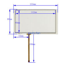 One For CLARION NX-501 VX-401 NX501 VX401 Touch Screen Glass Panel