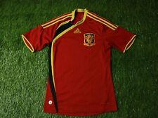 Spain TEAM 2009 FOOTBALL SHIRT JERSEY CONFEDERATION CUP HOME ADIDAS ORIGINAL