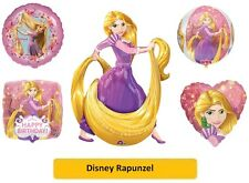Disney Rapunzel Globos de Papel Aluminio ( con Forma / Niños /Cumpleaños