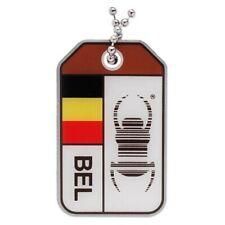 Geocaching Travel Bug® Origins - Belgique Belgium