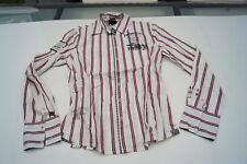 GAASTRA Damen Women Bluse langarm Hemd Gr.M gestreift sportlich TOP