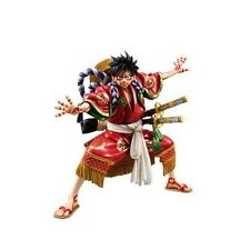 One Piece: Luffy 1/8 Figure Kabuki Edition by MegaHouse Portrait of Pirates POP