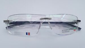 TAG HEUER FRAMES IN SMART BLUE MODEL 3583 004 BRAND NEW UNDER £200 ! t10