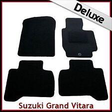 SUZUKI GRAND VOYAGER MK2 5-door 2005-2015 Tailored LUSSO 1300g Tappetini Auto Nero