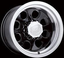 CPP ION 171 Wheels Rims 18x9, fits: CHEVY C10 C1500 CHEYENNE K5 BLAZER 2WD