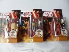Star Wars - The Force Awakens - Kanan Jarrus - Sarco Plank - Ezra Bridger