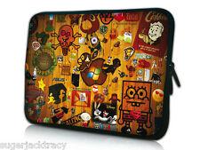 """13 """"Laptop Notebook Sleeve Funda Para Apple Acer Asus Hp Lenovo Toshiba Y Más"""