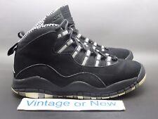 sale retailer 84581 5b7c6 Nike Air Jordan X 10 Stealth Retro GS 2012 sz 4.5Y
