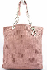 LADY DIOR Christian dior borsa a tracolla Cannage SHOULDER BAG ROSA PINK