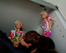 lot de 2 superbes Barbie Vintage