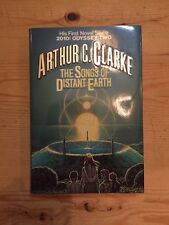 Songs Of Distant Earth By Arthur C. Clarke First Edition