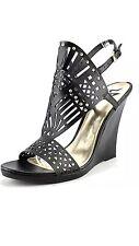 Very Nice Women summer Heels Shoes Black 8